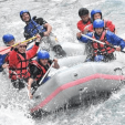 Rafting on the Struma River
