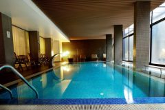 Lucky Bansko Aparthotel SPA & Relax | Indoor pool in Lucky Bansko