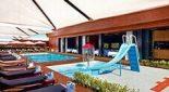 "Aqua Complex ""Leonardo"" With Outdoor Swimming Pool"