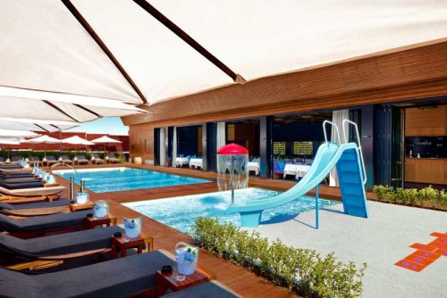 Lucky Bansko Aparthotel SPA & Relax | Outdoor pools