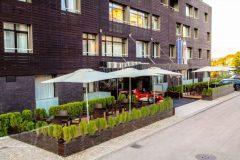 Lucky Bansko Aparthotel SPA & Relax | main entrance