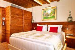 Lucky Bansko Aparthotel SPA & Relax | Presidential apartment bedroom