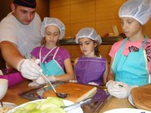 Culinary lesson in Lucky Kids | Lucky Bansko
