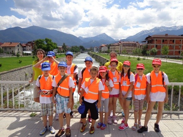 A group photo of the participants | Lucky Bansko