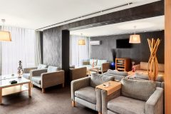 Beautiful reception at an aparthotel | Lucky Bansko SPA & Relax
