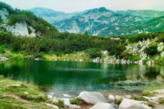 Beautiful lake in the Pirin mountain | Lucky Bansko