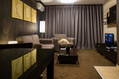 New curtains in a hotel | Lucky Bansko