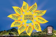 Summer in Bansko 2018 program