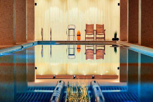 Swimming bio pool in Bansko   Lucky Bansko