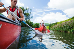 What is kayaking in Bansko?