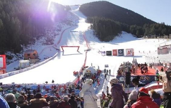 Sports competitions in Bansko