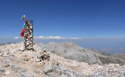 Legends about Vihren peak