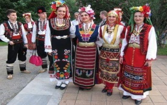 Traditions in the village of Gorno Draglishte